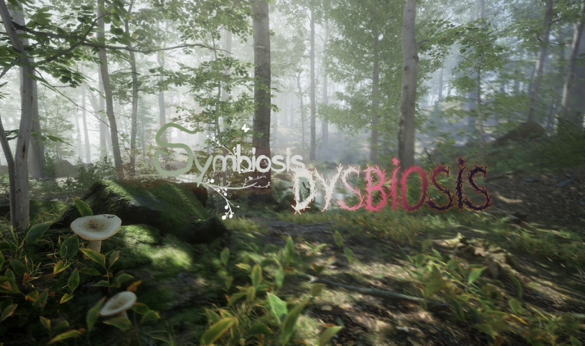 symbiosis-dysbiosis poster
